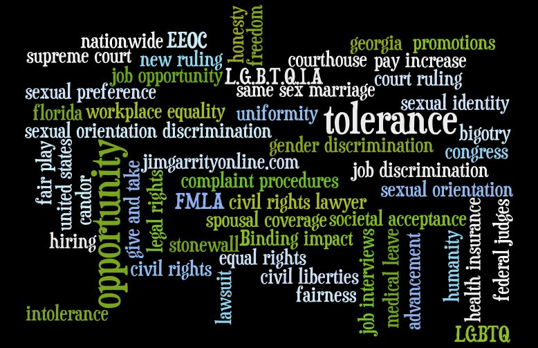 Sexual orientation discrimination in hiring lawsuit