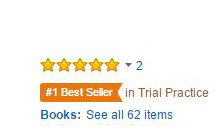 10000Depositions Number 1 Best Seller Screenshot